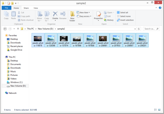 File Manipulations